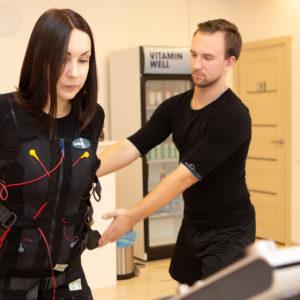 EMS treeningud